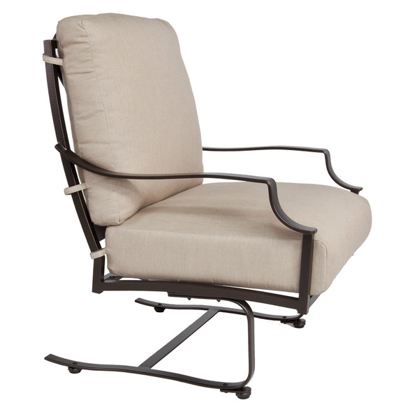 Madison Spring Base Lounge Chair by OW Lee