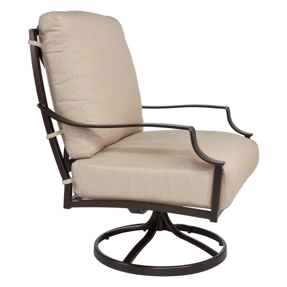 Madison Swivel Rocker Lounge Chair by OW Lee