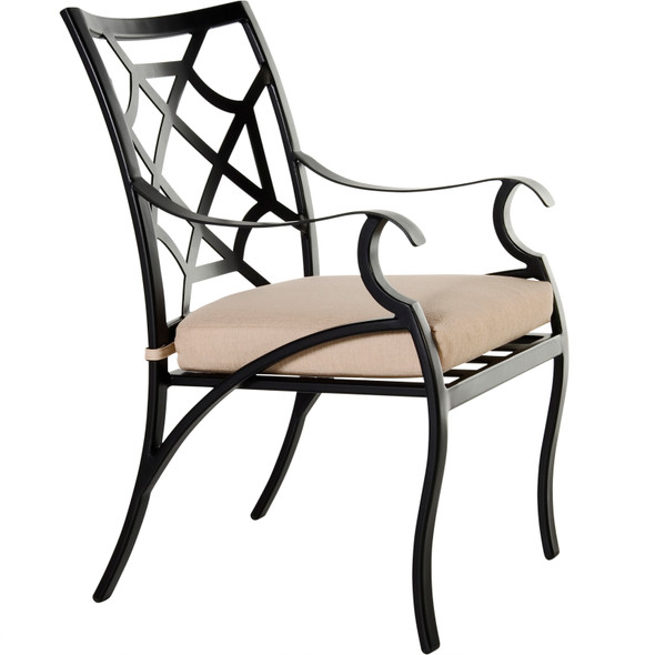 Grand Cay Dining Arm Chair by OW Lee