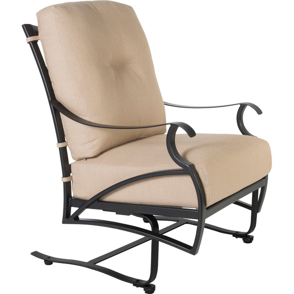 Grand Cay Spring Base Lounge Chair by OW Lee
