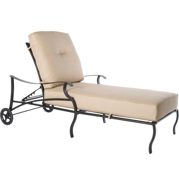 Grand Cay Adjustable Chaise by OW Lee