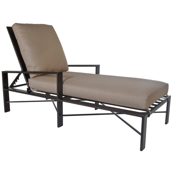 Gios Adjustable Chaise by OW Lee