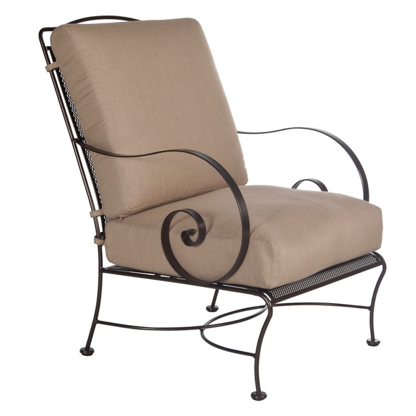 Avalon Lounge Chair by OW Lee
