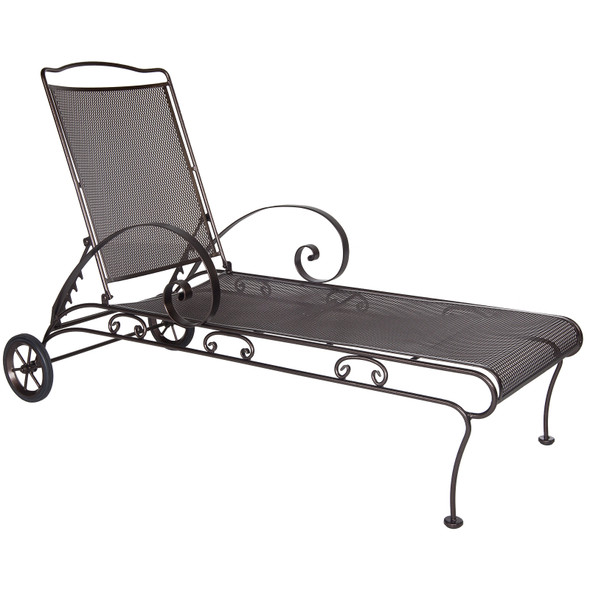 Avalon Adjustable Chaise by OW Lee