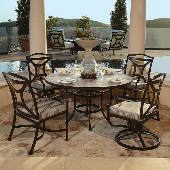 Madison Dining Set For 4 By Ow Lee