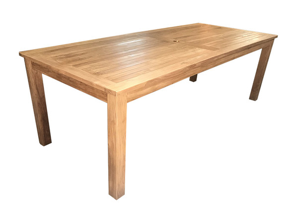 Classic Rectangle Table 8' by Classic Teak