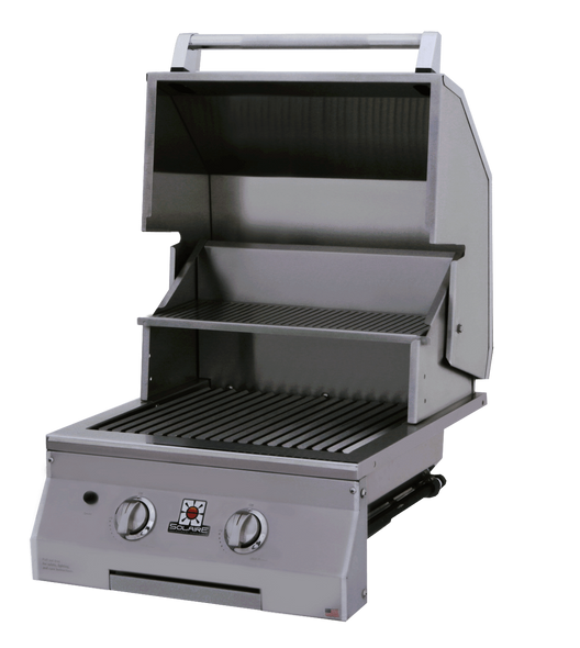 21XL Solaire Infrared Grill, Built-In By Rasmussen
