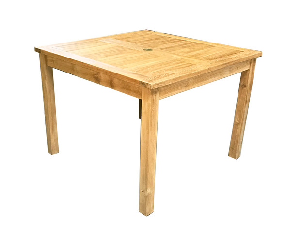 """Classic Square Table 40"""" by Classic Teak"""
