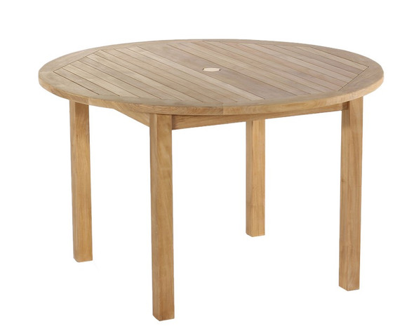 """Classic Round Table 48"""" by Classic Teak"""