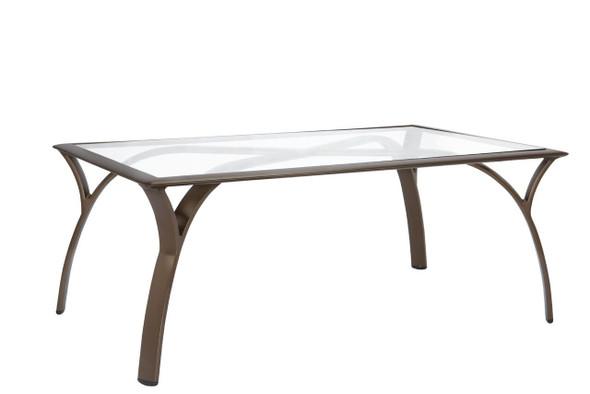 """Pasadena 4""""5 x 28"""" Coffee Table By Brown Jordan"""