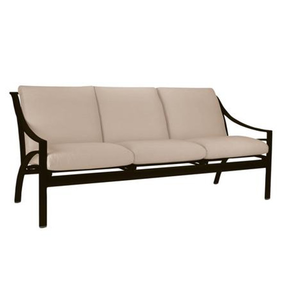 Pasadena Cushion Sofa by Brown Jordan