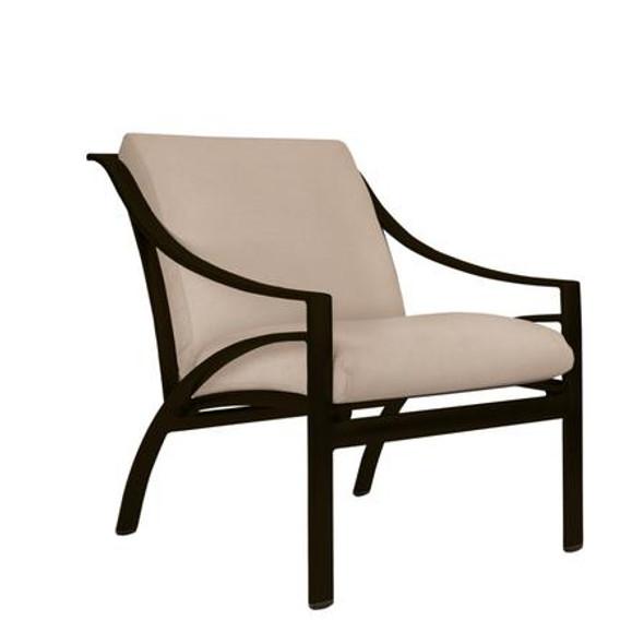 Pasadena Cushion Lounge Chair by Brown Jordan