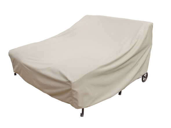 Double Chaise Cover by Treasure Garden