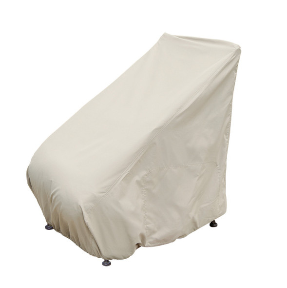Counter Height Chair Cover by Treasure Garden