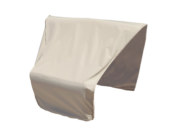 Modular Wedge Right End Sectional Cover by Treasure Garden