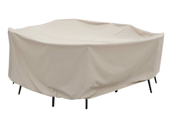"60"" Round/Square Table & Chairs Cover by Treasure Garden"
