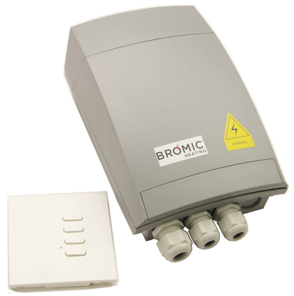 WIRELESS ON/OFF REMOTE CONTROL SYSTEM BROMIC HEATERS.