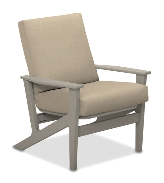 Wexler Cushion Chat Chair