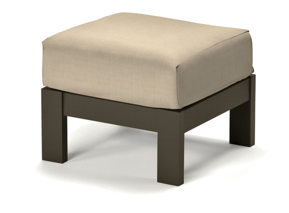 St. Catherine MGP Cushion Ottoman by Telescope