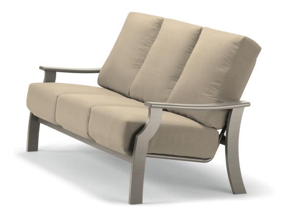 St. Catherine MGP Cushion Three-Seat Sofa by Telescope