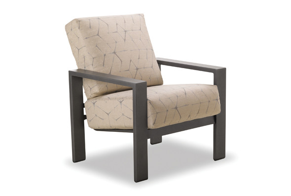 Larssen Cushion Collection Arm Chair by Telescope