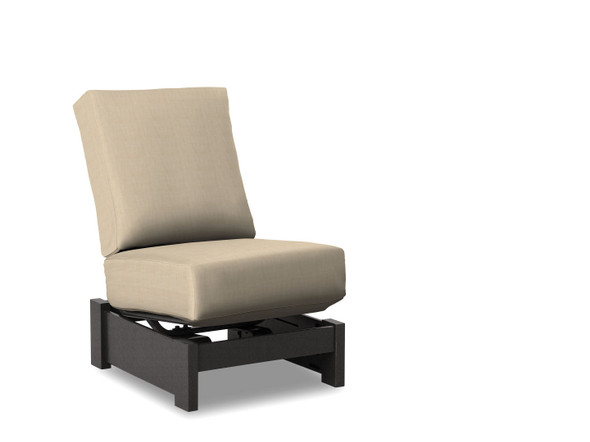 Leeward MGP Cushion Armless Single-Seat Fixed Sectional by Telescope