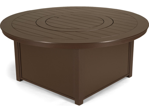 """Round 54"""" MGP Top Fire Pit By Telescope"""