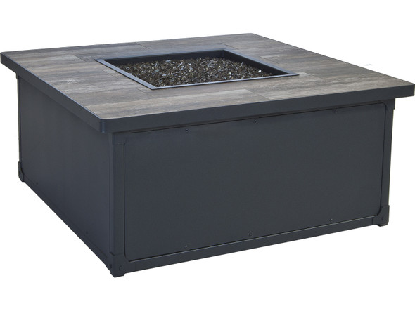 "Square 42"" Creighton Fire Pit by OW Lee"
