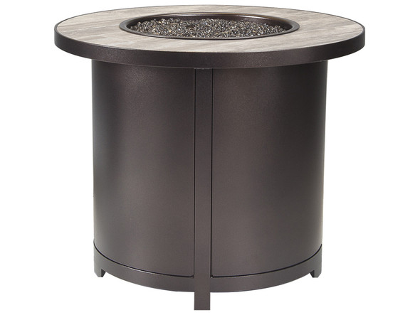 """Round 30"""" Elba Fire Pit by OW Lee"""