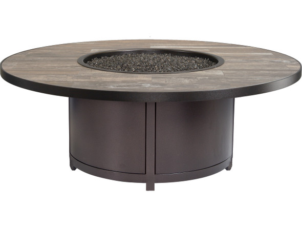"Round 54"" Capri Fire Pit By OW Lee"
