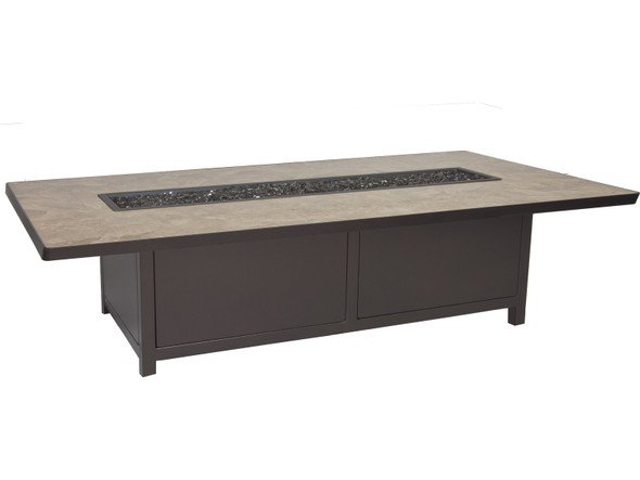"Capri Fire Pit Rectangular 42"" x72"""