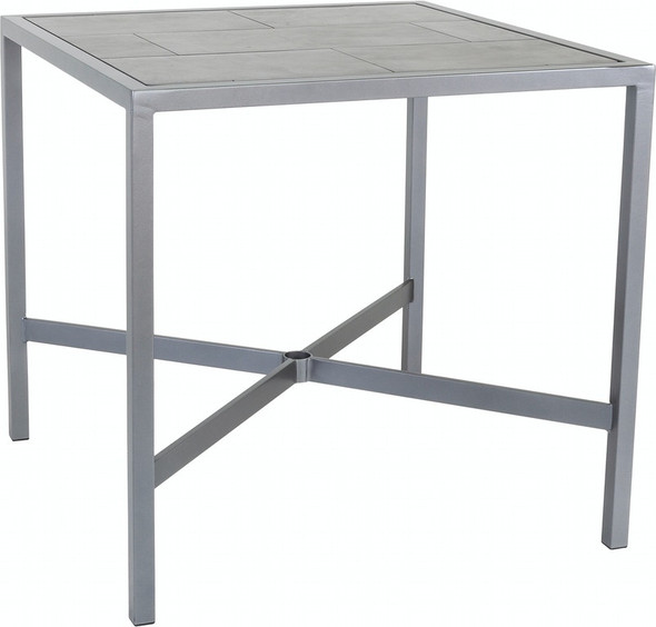 "Quadro Square 39"" Counter Table by OW Lee"