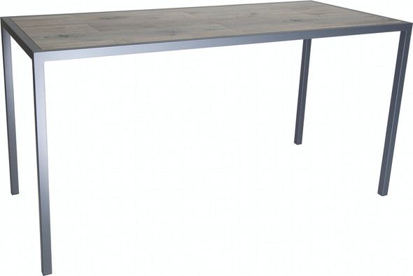 "Quadra Rectangular 33""x75"" Counter Table by OW Lee"