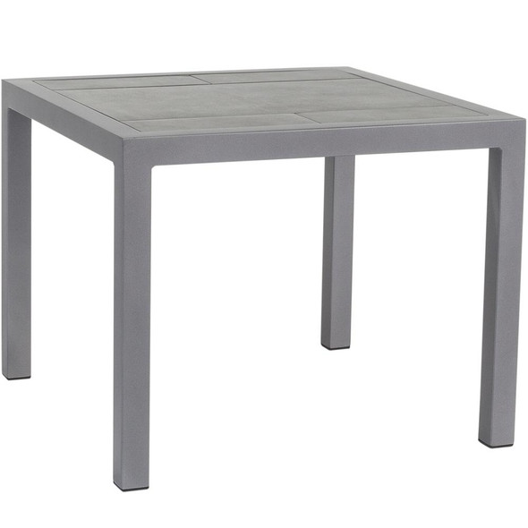 "Quadra Square 22.5"" Side Table by OW Lee"