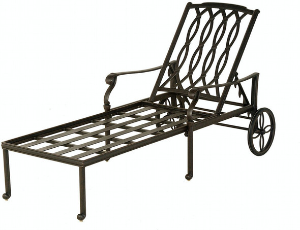 Mayfair Chaise Lounger by Hanamint