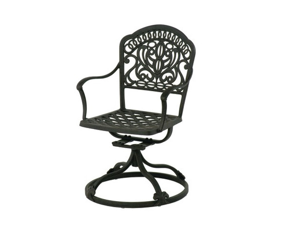Tuscany Swivel Rocker by Hanamint