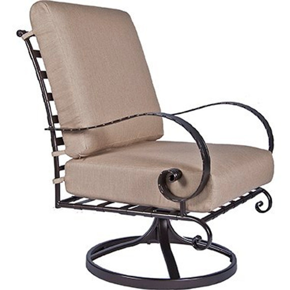Classico Swivel Rocker Lounge Chair By Ow Lee