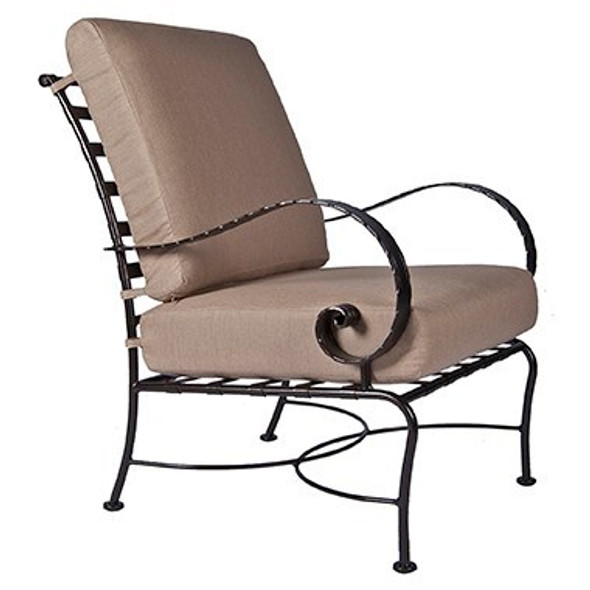 Classico Lounge Chair By Ow Lee