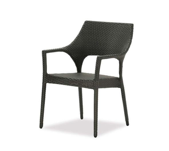 New Miami Lakes Stacking Arm Chair