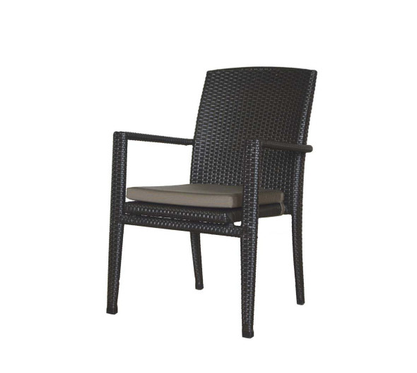 New Miami Lakes Dining Arm Chair