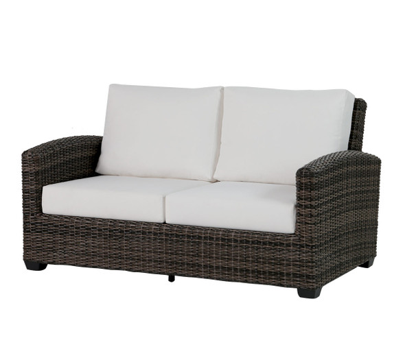 Coral Gables Love Seat by Ratana
