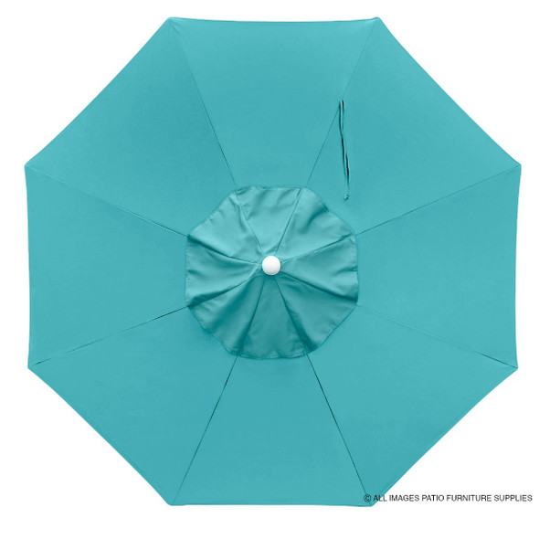 Umbrella Canopy Only Sunbrella Fabric by Treasure Garden