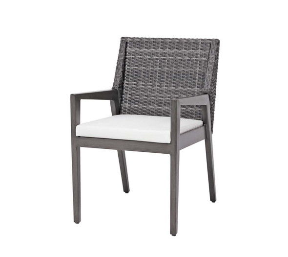 Cape Town Dining Arm Chair by Ratana