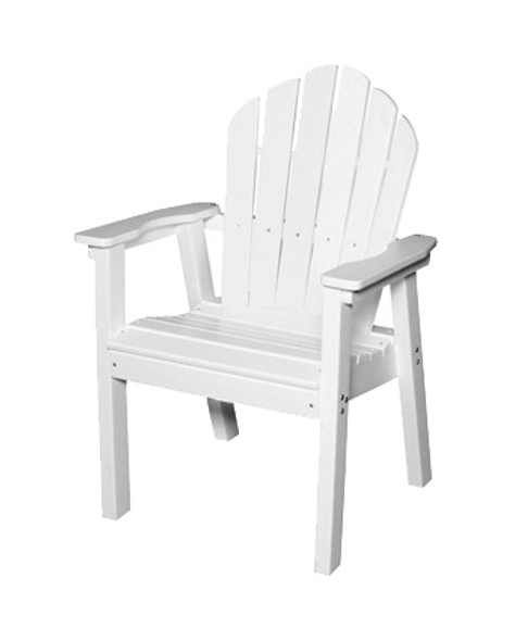 Adirondack Shellback Dining Chair by Seaside Casual