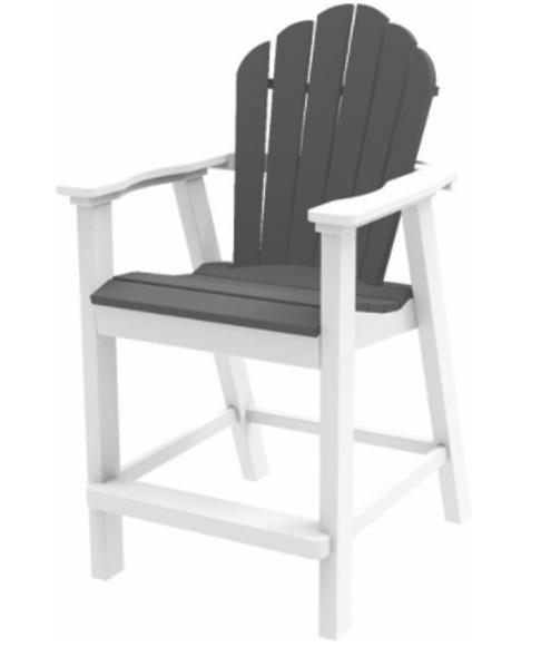 Adirondack Classic Balcony Chair by Seaside Casual