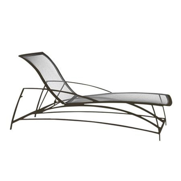 Wave Adjustable Chaise by Brown Jordan