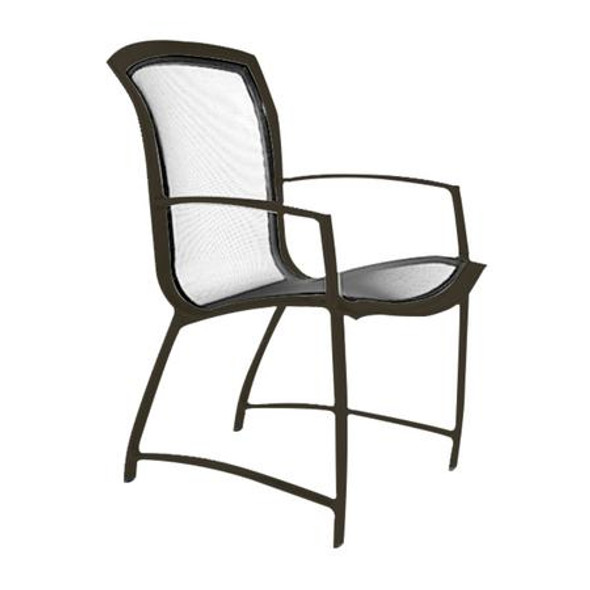 Wave Arm Chair by Brown Jordan