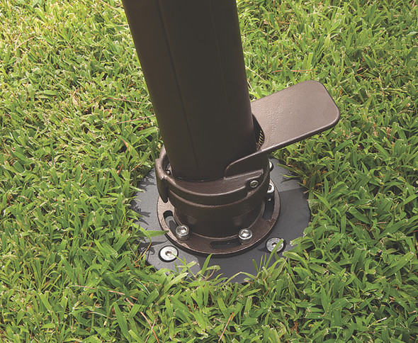 Cantilever Base In-Ground Mount Kit