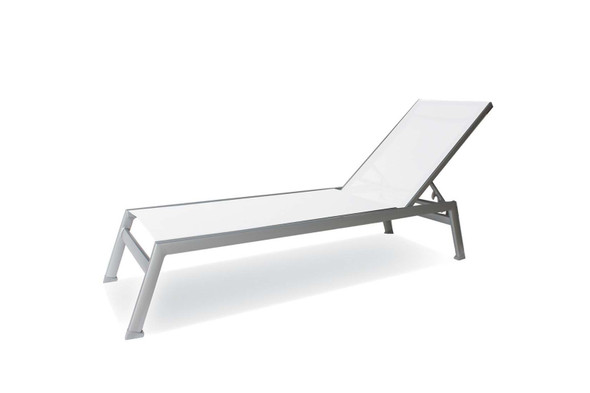 Lucca Adjustable chaise Lounger by Ratana