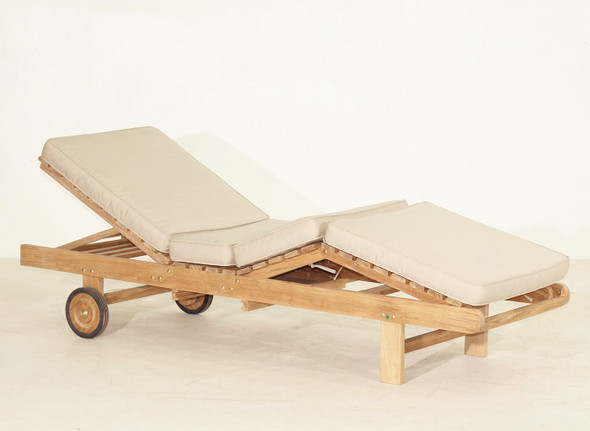 Chaise Lounger Cushion
